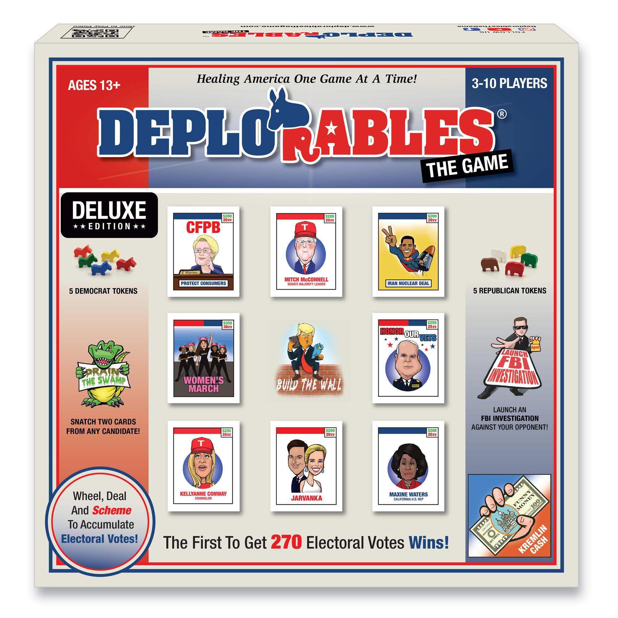 Deplorable Deluxe Game