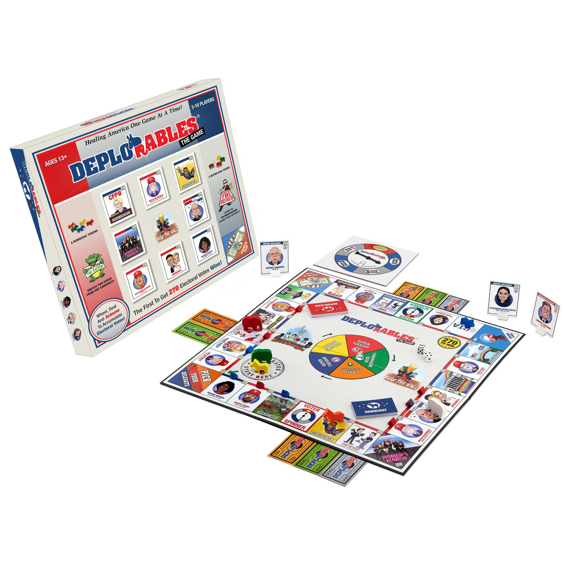 Deplorable the Game